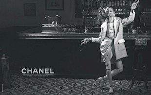 Chanel's Pre-Fall 2012 Campaign Was Shot By Karl Lagerfeld And Styled By Carine Roitfeld!