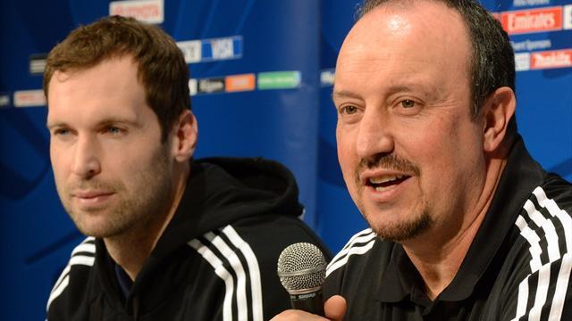 Premier League - Cech: Benitez has improved Chelsea