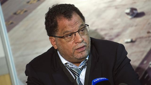 World Football - Former World Cup boss Jordaan makes bid for CAF post
