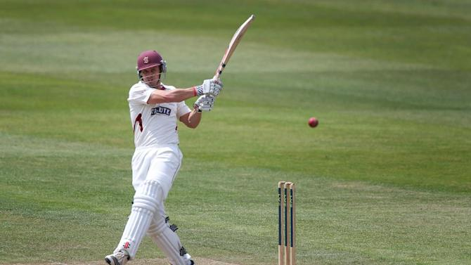 Cricket - International Tour Match - Somerset v Australia XI - Day One - The County Ground