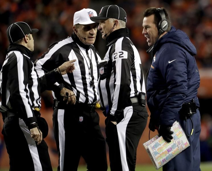 Only on AP: NFL plans to hire 17 full-time officials