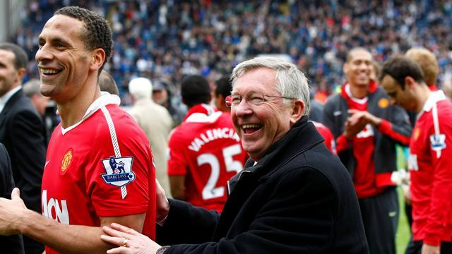 Premier League - Rio was the rock of Fergie's second coming