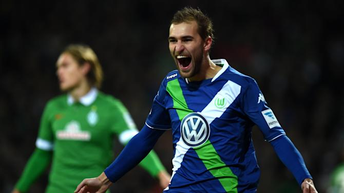 Bundesliga - Bas Dost: By far the most prolific forward in Europe in 2015 - but can he keep it up?