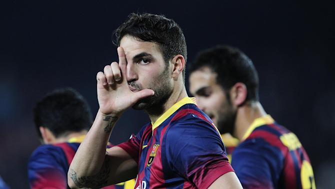 Liga - Cesc to replace Lampard at Chelsea?