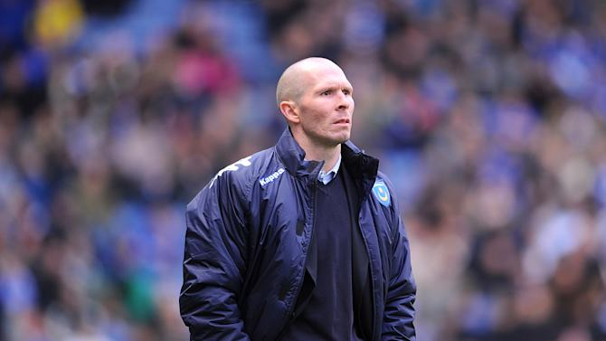 Portsmouth manager Michael Appleton will start to recruit some new players