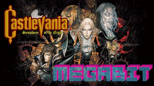 Castlevania: Symphony of the Night - Megabit