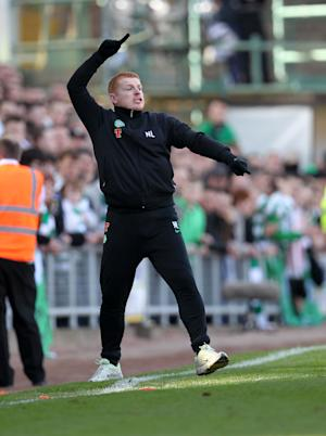 Neil Lennon insists Celtic still have a 'great chance of qualifying' for the knockout stage