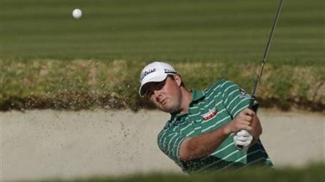 The Masters - Leishman gives hard-luck Australia new hope at Masters