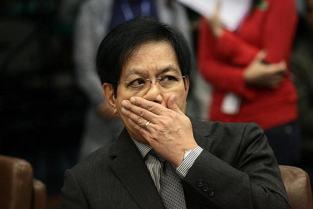 "Panfilo ""Ping"" Morena Lacson, Sr. (born June 1, 1948) is the former Director-General of the Philippine National Police, and a current member of the Philippine Senate. (Voltaire Domingo/NPPA Images)"
