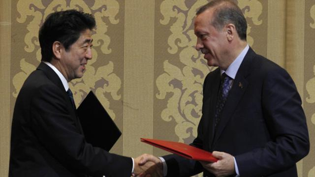 Olympic Games - Turkey PM asks Japan to pull out of 2020 bid