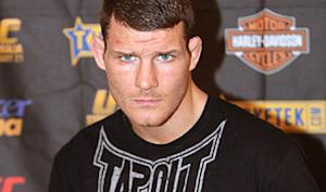 "Michael Bisping On Fight with Alan Belcher: ""It's in the Bag; It's a Formality"""