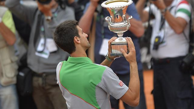 Rome Masters - Djokovic eyes Paris glory after epic win over Nadal