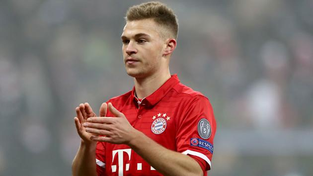 Joshua Kimmich could be the man to fill Philipp Lahm's boots at Bayern Munich when the versatile full-back retires at the end of the season.