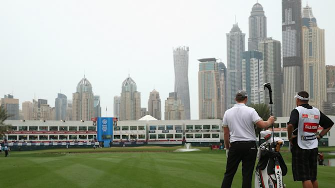 Omega Dubai Desert Classic - Day Three