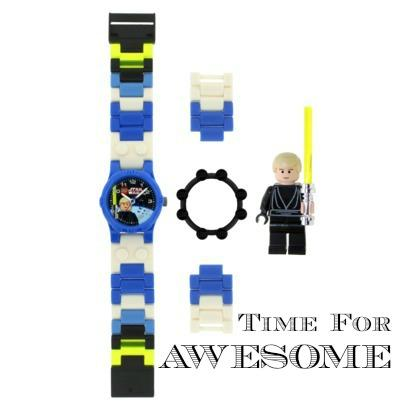Lego Luke Skywalker Watch