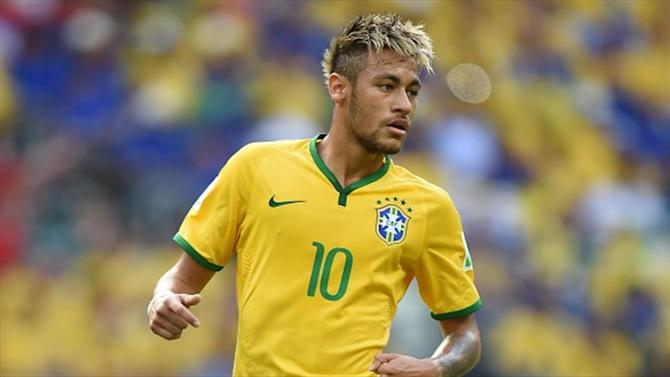World Cup - Brazil star Neymar: I'm fit for Colombia clash