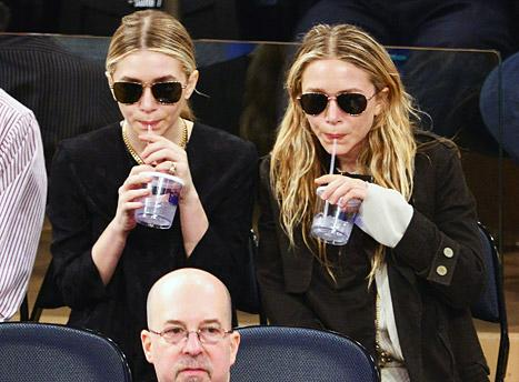 Mary-Kate Olsen Attends Basketball With Ashley, Not Olivier Sarkozy