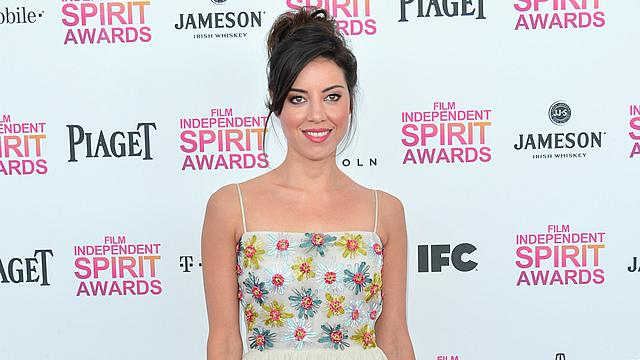 5 Things You Don't Know About Aubrey Plaza
