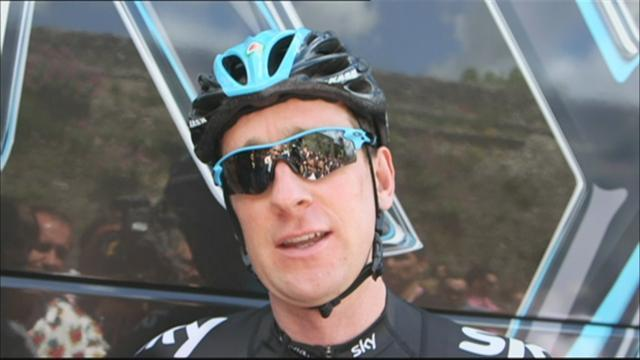 Giro d'Italia - Wiggins: I descended like a girl!