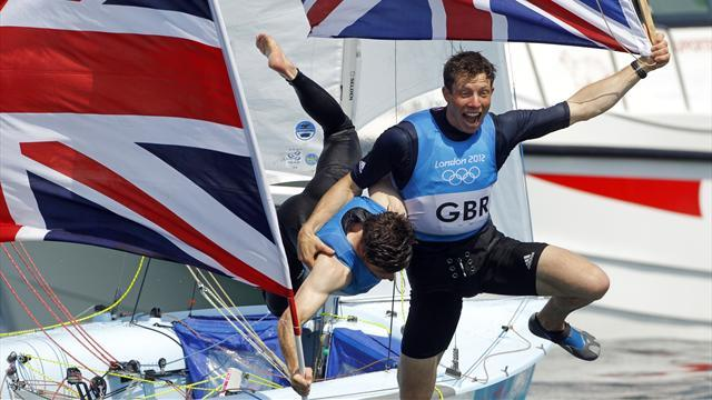 Sailing - Patience and Glanfield end maiden season with another win
