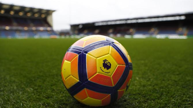 The matchball before the match