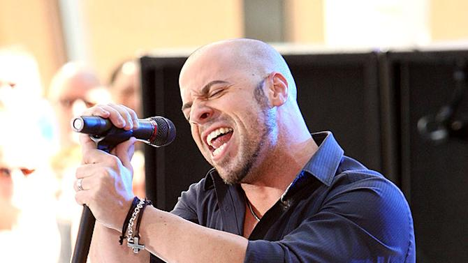 Daughtry Chris Today Show