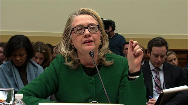 """Clinton on Benghazi: """"Of course it was a terrorist attack"""""""