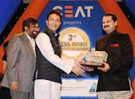RPG Group's flagship company, CEAT Ltd. an Indian tyre major today, announced the national winner of the third edition of 'India Road Transportation Awards 2012