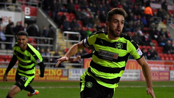 Huddersfield snatch another dramatic late win as Tommy Smith's goal breaks Rotherham hearts on Valentine's Day