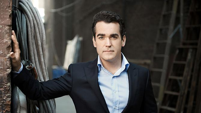 """Brian d'Arcy James stars as Frank Houston in """"Smash."""""""
