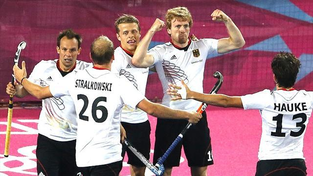 Germany defend men's Olympic hockey gold
