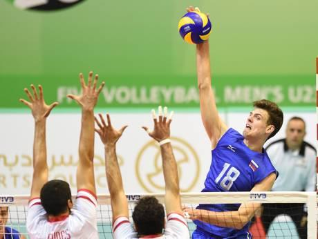 Self-belief the key behind Russia's win in FIVB U23 World Championship, coach says