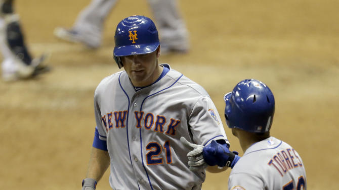 New York Mets v Milwaukee Brewers