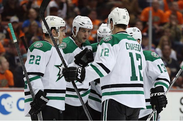 Dallas Stars v Anaheim Ducks - Game One