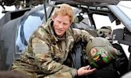 Prince Harry: I Let Myself Down On Vegas Trip