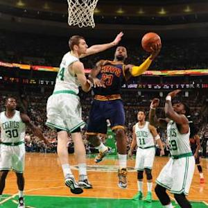 Cavaliers vs. Celtics: Game 4