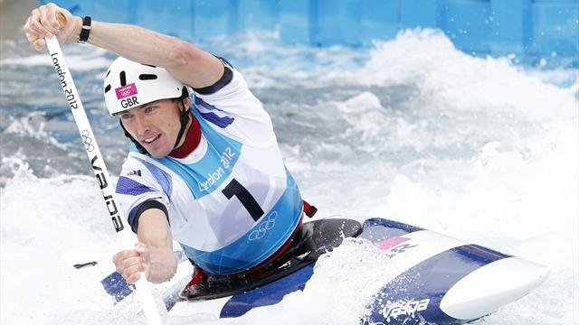 Canoeing - Florence claims 'impossible' Canoe Slalom World Championship double