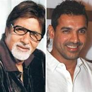Amitabh Bachchan And John Abraham To Join Forces For Documentary On Tigers