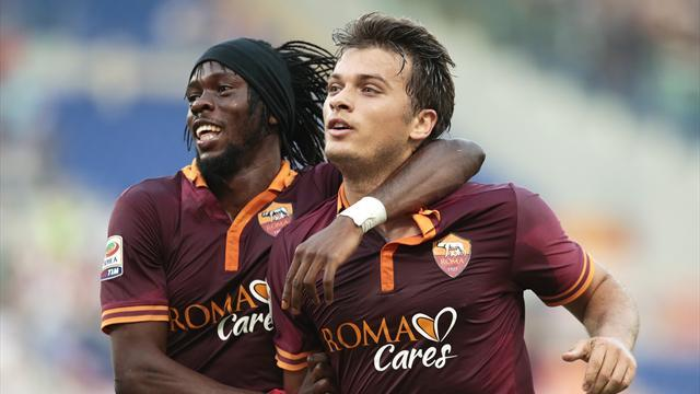 Serie A - Transformed Roma clash with revitalised Inter