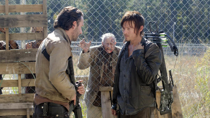 """The Walking Dead"" -- ""This Sorrowful Life"""