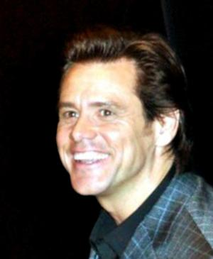 Jim Carrey professes his love.