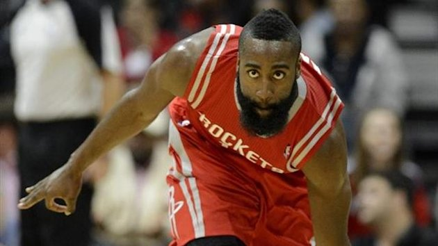 James Harden (Houston Rockets)