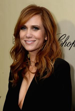 Kristen Wiig attends The Weinstein Company's 2013 Golden Globe Awards after party at The Beverly Hilton Hotel on January 13, 2013 in Beverly Hills  -- Getty Premium