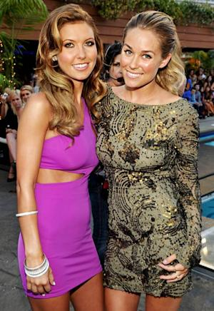 "Audrina Patridge: Lauren Conrad and I Had a ""Falling Out"""