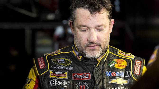 Motorsports - Tony Stewart returns to NASCAR racing after fatal accident
