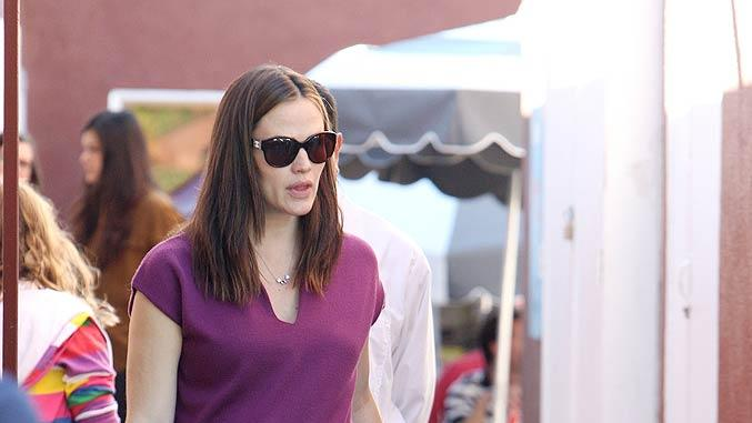 Jennifer Garner Brentwood Country Mart