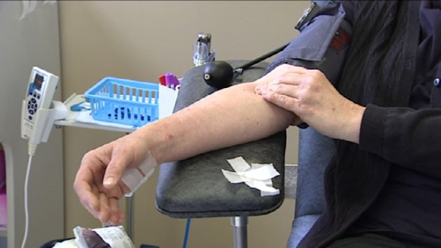 Lift blood donation restrictions call as shortage continues