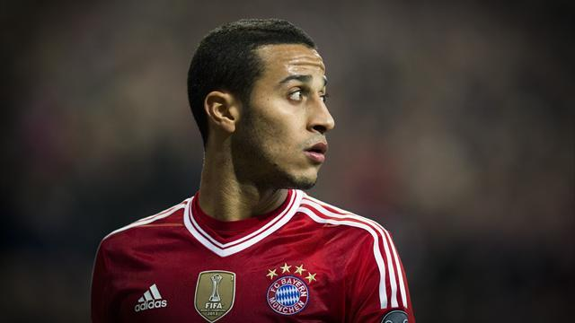 World Cup - Spain midfielder Thiago to miss Brazil 2014