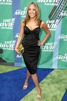 Amanda Bynes 2006 MTV Movie Awards - Arrivals Culver City, CA - 6/3/2006