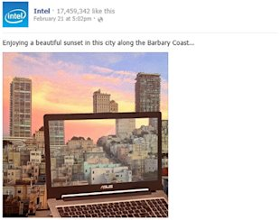 The 10 Most Liked Facebook Posts of February 2013 image img4